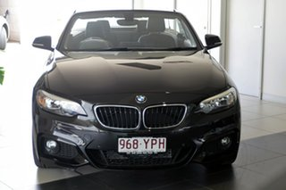 2016 BMW 220i Sport Line Convertible.