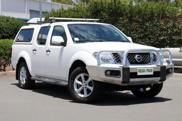 Used Nissan Navara ST, Acacia Ridge, 2013 Nissan Navara ST D40 S6 MY12 Utility