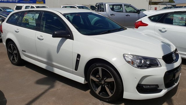 Used Holden Commodore SV6 Black 20Inch Edition, Sebastopol, 2016 Holden Commodore SV6 Black 20Inch Edition Sportswagon
