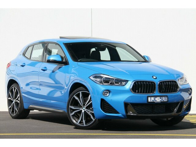 Used BMW X2 sDrive20i Coupe DCT M Sport, Clayton, 2017 BMW X2 sDrive20i Coupe DCT M Sport Wagon