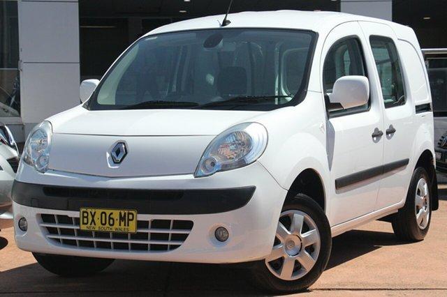 Used Renault Kangoo 1.6, Brookvale, 2011 Renault Kangoo 1.6 Van