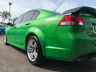 2008 Holden Commodore SV6 Sedan.
