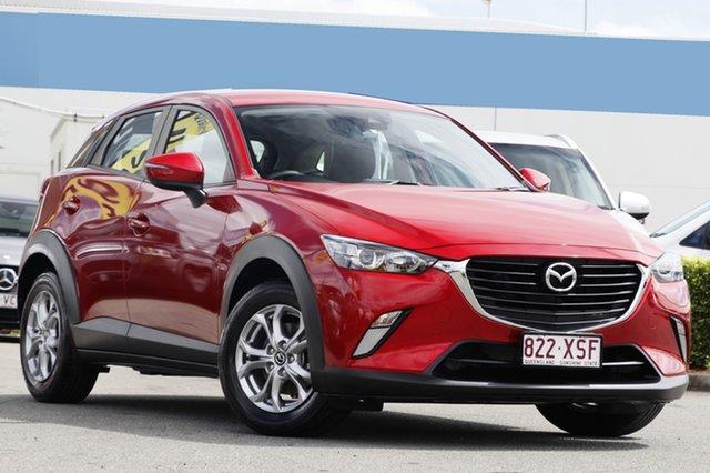 Used Mazda CX-3 Maxx SKYACTIV-Drive i-ACTIV AWD, Toowong, 2017 Mazda CX-3 Maxx SKYACTIV-Drive i-ACTIV AWD Wagon