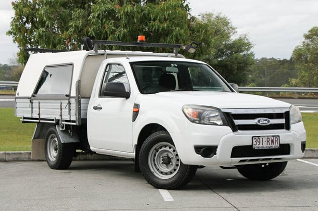 Used Ford Ranger XL 4x2, Indooroopilly, 2011 Ford Ranger XL 4x2 Cab Chassis