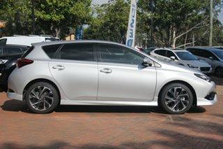 2017 Toyota Corolla ZR S-CVT Hatchback.