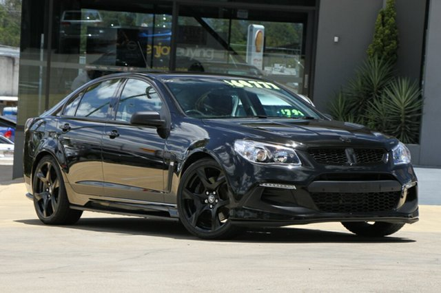 Used Holden Special Vehicles Clubsport R8 SV Black, Indooroopilly, 2016 Holden Special Vehicles Clubsport R8 SV Black Sedan