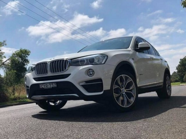Used BMW X4 xDrive20d Coupe Steptronic, Cranbourne, 2015 BMW X4 xDrive20d Coupe Steptronic Wagon