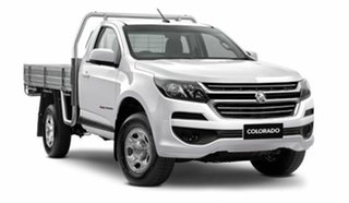 2018 Holden Colorado LS Cab Chassis.