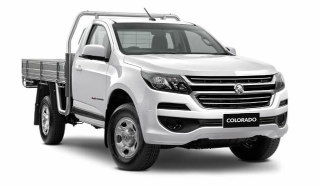 Demonstrator, Demo, Near New Holden Colorado LS, Atherton, 2018 Holden Colorado LS Cab Chassis