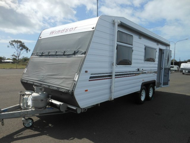 Used Windsor Genesis, Pialba, 2008 Windsor Genesis Caravan