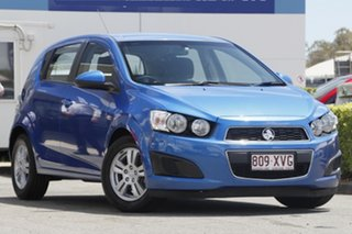 2016 Holden Barina CD Hatchback.