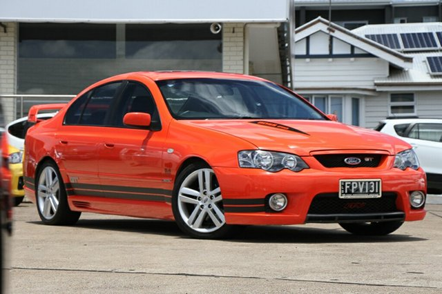 Used Ford Performance Vehicles GT, Indooroopilly, 2003 Ford Performance Vehicles GT Sedan
