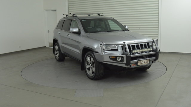 Used Jeep Grand Cherokee Limited, Narellan, 2014 Jeep Grand Cherokee Limited Wagon