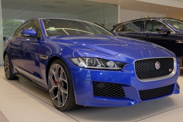 New Jaguar XE S, Newstead, 2018 Jaguar XE S Sedan