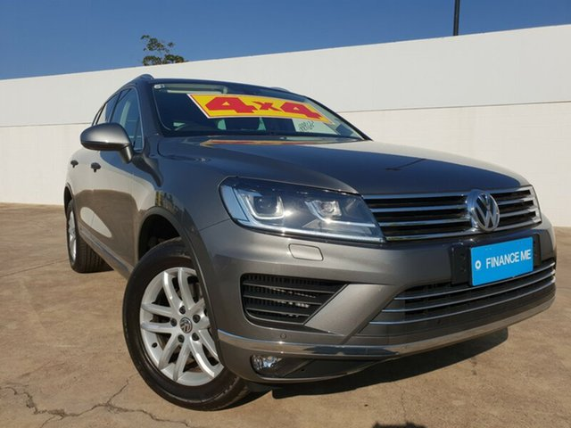 Used Volkswagen Touareg 150TDI Tiptronic 4MOTION Element, Cheltenham, 2017 Volkswagen Touareg 150TDI Tiptronic 4MOTION Element Wagon