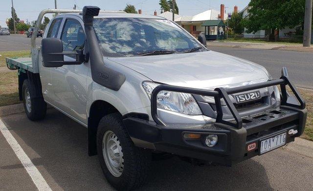 Used Isuzu D-MAX SX (4x4), Sebastopol, 2013 Isuzu D-MAX SX (4x4) Cab Chassis