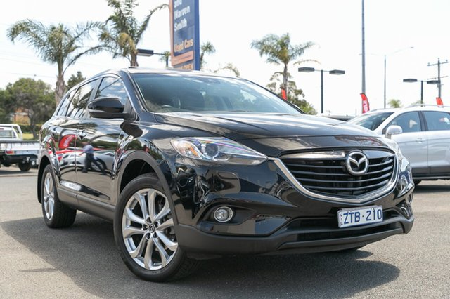 Used Mazda CX-9 Grand Touring, Oakleigh, 2013 Mazda CX-9 Grand Touring MY13 Wagon