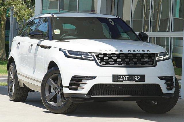 Demonstrator, Demo, Near New Land Rover Range Rover Velar D240 AWD R-Dynamic S, Port Melbourne, 2018 Land Rover Range Rover Velar D240 AWD R-Dynamic S Wagon