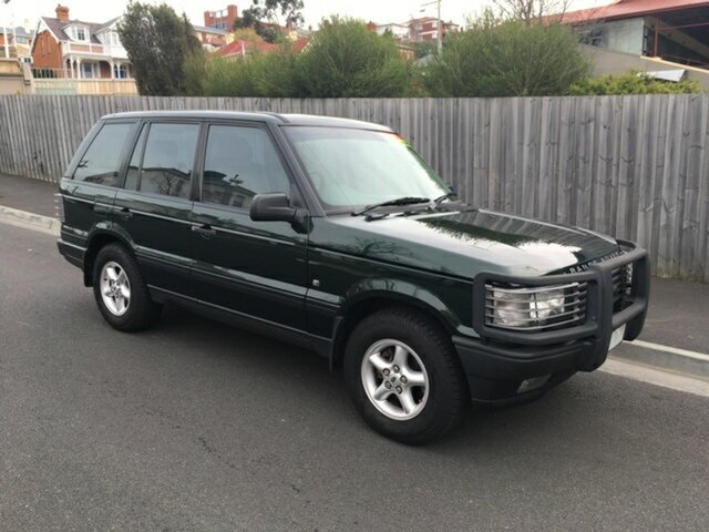 Used Land Rover Range Rover HSE, North Hobart, 2001 Land Rover Range Rover HSE Wagon