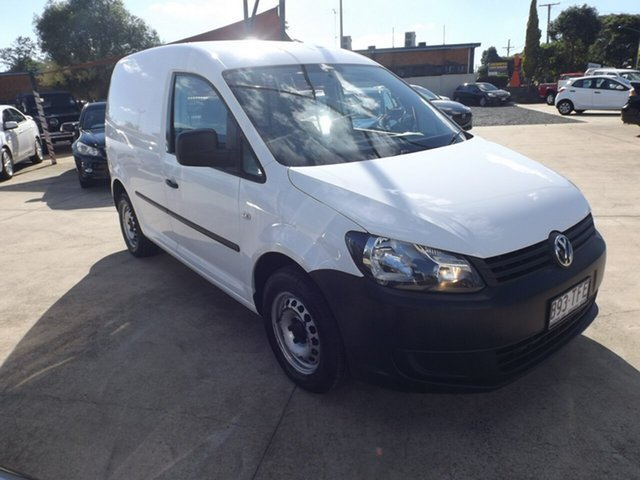 Discounted Used Volkswagen Caddy TSI160 SWB Runner, Toowoomba, 2013 Volkswagen Caddy TSI160 SWB Runner Van