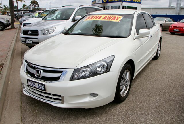 Used Honda Accord VTi LE, Cheltenham, 2010 Honda Accord VTi LE Sedan