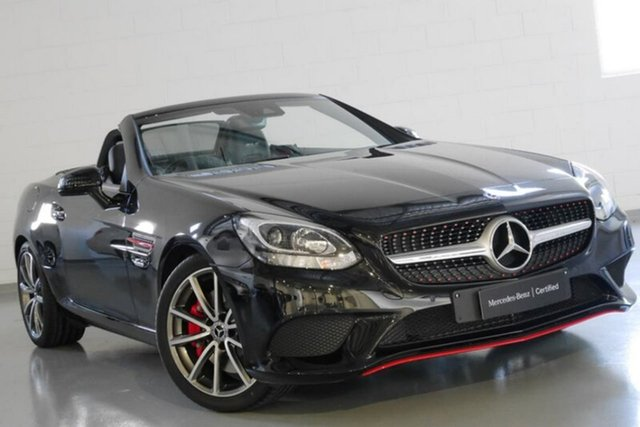 Used Mercedes-Benz SLC200 9G-TRONIC, Southport, 2017 Mercedes-Benz SLC200 9G-TRONIC Roadster