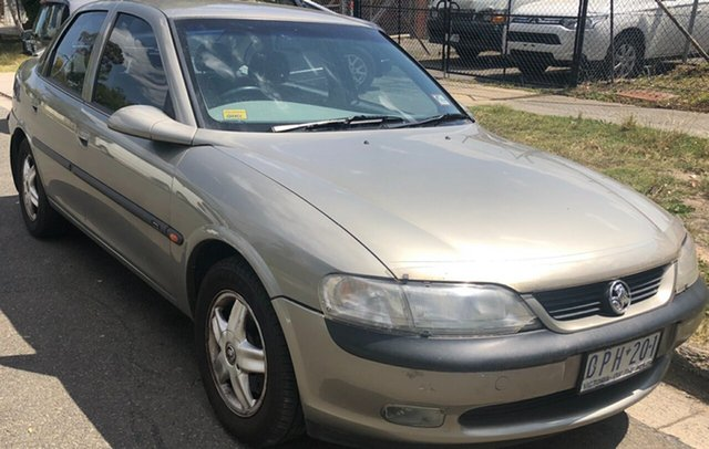 Used Holden Vectra GL, Glen Waverley, 1999 Holden Vectra GL Sedan