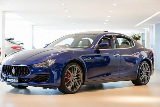 Used Maserati Ghibli, Artarmon, 2018 Maserati Ghibli Sedan