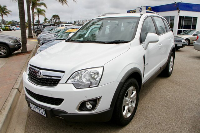 Used Holden Captiva 5 (FWD), Cheltenham, 2012 Holden Captiva 5 (FWD) Wagon