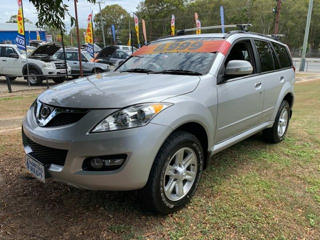 Used Great Wall X240 (4x4), Clontarf, 2013 Great Wall X240 (4x4) Wagon