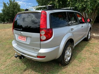 2013 Great Wall X240 (4x4) Wagon.