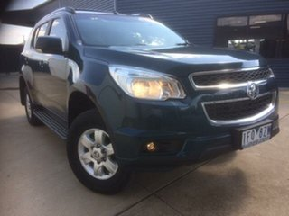 2015 Holden Colorado 7 LT (4x4) Wagon.