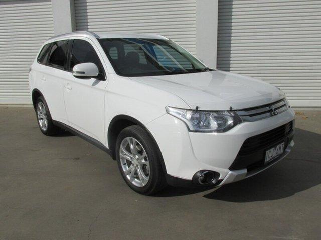 Used Mitsubishi Outlander LS 4WD, Bendigo, 2014 Mitsubishi Outlander LS 4WD Wagon