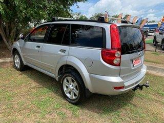 2013 Great Wall X240 (4x4) Wagon.