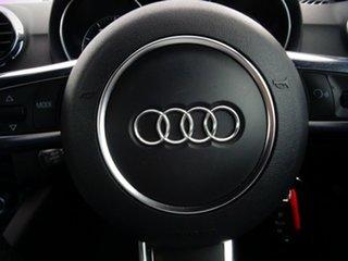 2011 Audi TT Coupe.