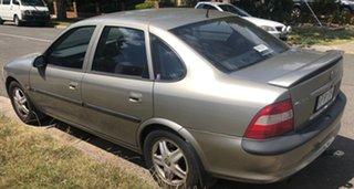 1999 Holden Vectra GL Sedan.
