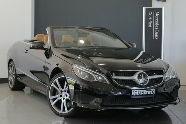 Used Mercedes-Benz E400 7G-Tronic +, Southport, 2013 Mercedes-Benz E400 7G-Tronic + Cabriolet