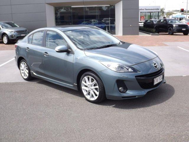 Used Mazda 3 SP25, Toowoomba, 2012 Mazda 3 SP25 Sedan