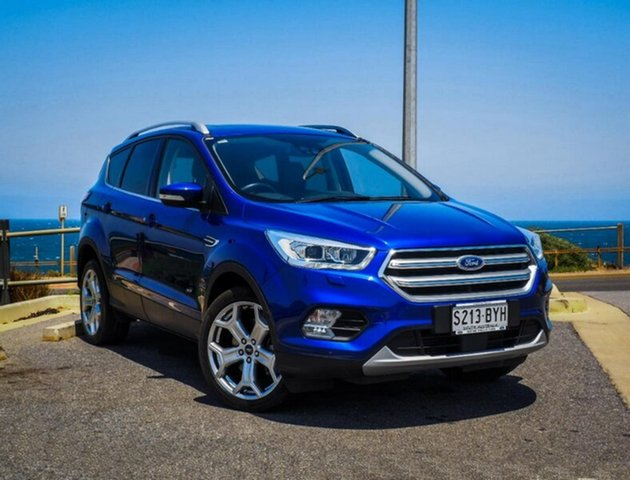 Used Ford Escape Titanium, Reynella, 2017 Ford Escape Titanium Wagon