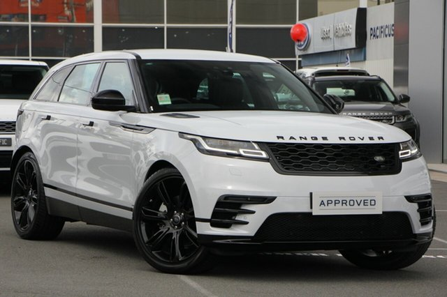 Demonstrator, Demo, Near New Land Rover Range Rover Velar D300 AWD R-Dynamic S, Maroochydore, 2017 Land Rover Range Rover Velar D300 AWD R-Dynamic S Wagon