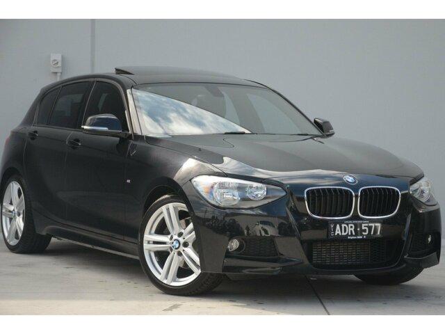 Used BMW 118i Steptronic, Clayton, 2014 BMW 118i Steptronic Hatchback