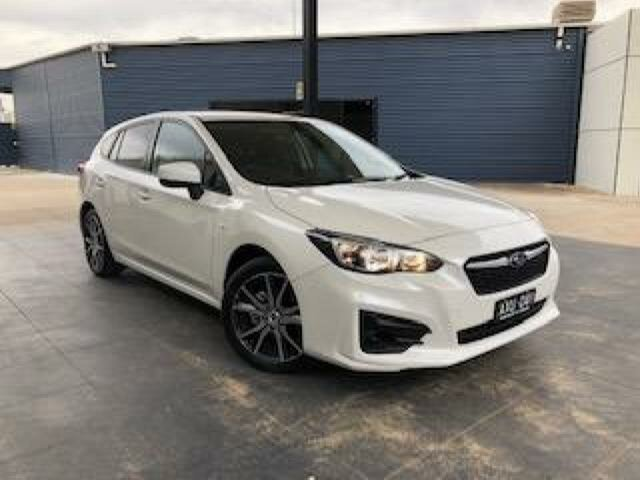 Used Subaru Impreza 2.0I (AWD), Wangaratta, 2017 Subaru Impreza 2.0I (AWD) Hatchback
