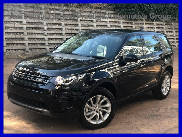 Demonstrator, Demo, Near New Land Rover Discovery Sport SD4 SE, Alexandria, 2017 Land Rover Discovery Sport SD4 SE Wagon