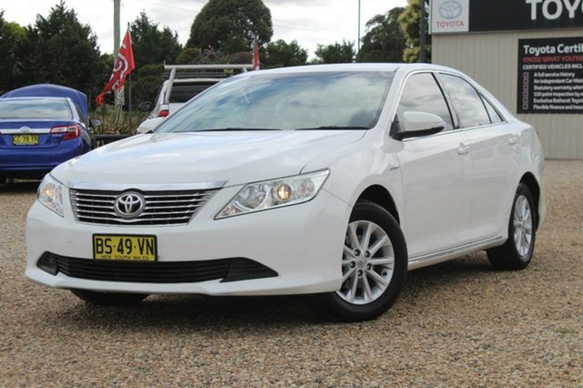 Used Toyota Aurion AT-X, Southport, 2012 Toyota Aurion AT-X Sedan