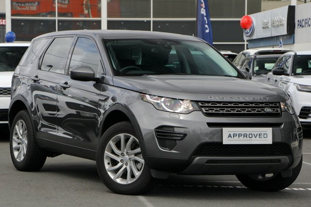 Used Land Rover Discovery Sport TD4 110kW SE, Maroochydore, 2017 Land Rover Discovery Sport TD4 110kW SE Wagon