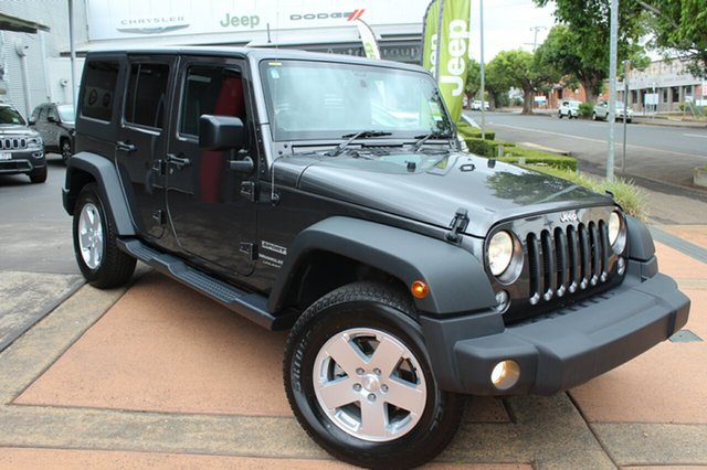 New Jeep Wrangler Unlimited Sport, Toowoomba, 2018 Jeep Wrangler Unlimited Sport Softtop