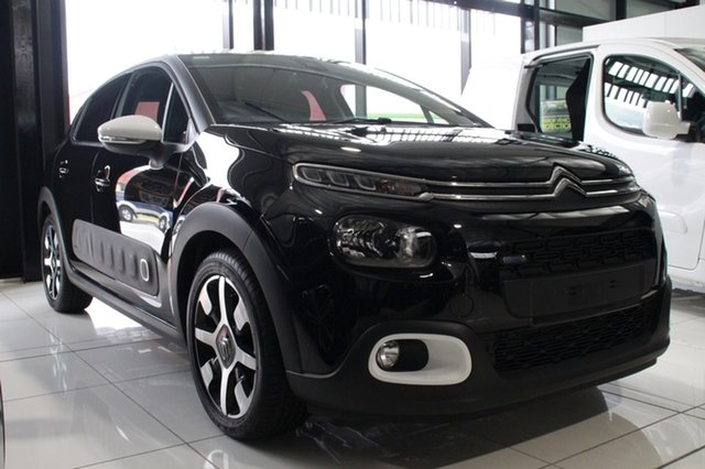 New Citroen C3 Shine, Bowen Hills, 2018 Citroen C3 Shine Hatchback