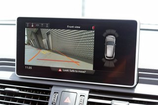 2017 Audi Q5 TDI S tronic quattro ultra sport Wagon.