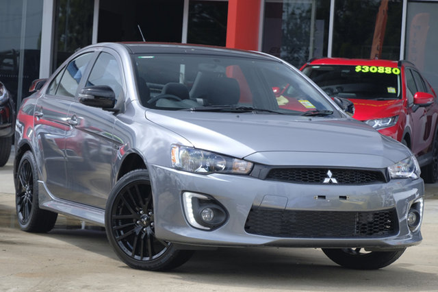 Demonstrator, Demo, Near New Mitsubishi Lancer, Beaudesert, 2017 Mitsubishi Lancer