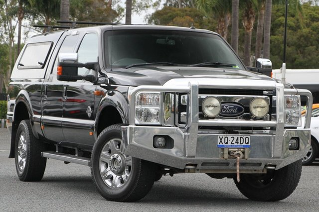 Used Ford F350, Beaudesert, 2011 Ford F350
